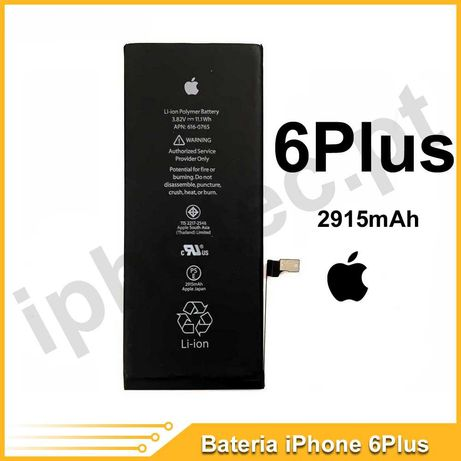 Bateria IPhone 6 Plus Original Oferta Kit chaves e Adesivo