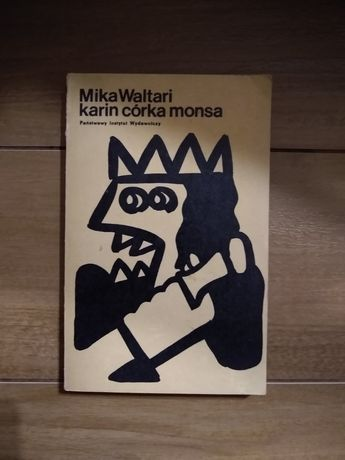 Karin córka monsa - Mika Waltari