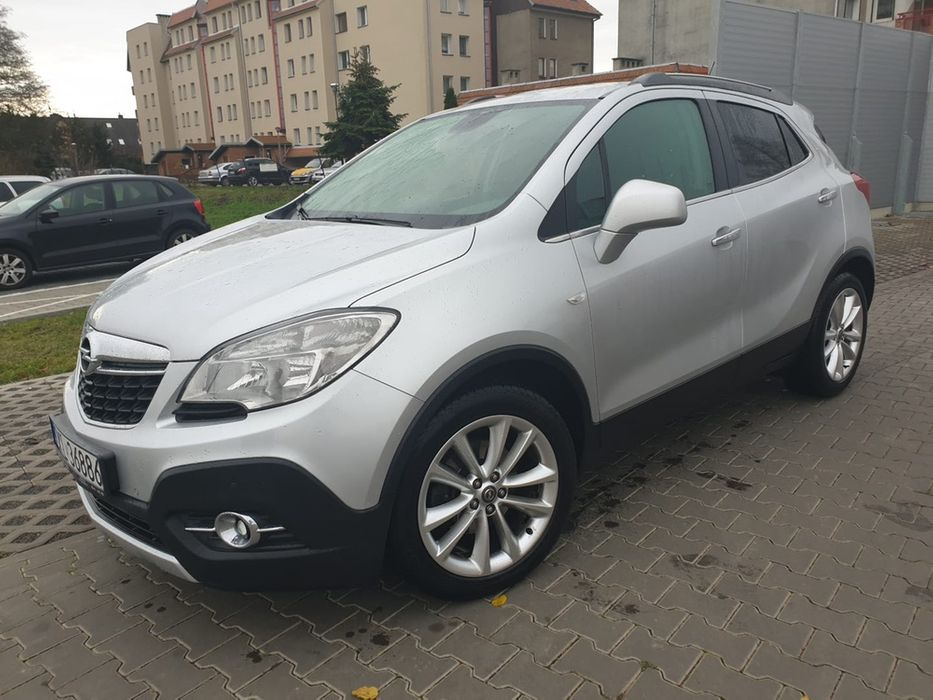 Opel Mokka 2013r. Salon Polska Kluczbork - image 1