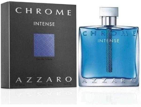 Azzaro Chrome Intense 50 Ml Edt Produkt