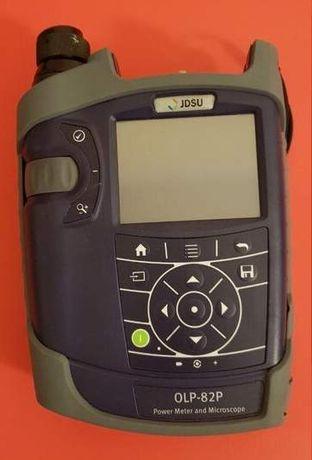 VIAVI-JSDU OLP-82P микроскоп для пачкордов + измеритель мощности +