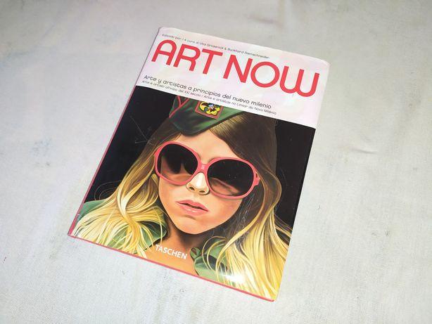 Livro Art Now - Séc. XXI - (semi-novo)