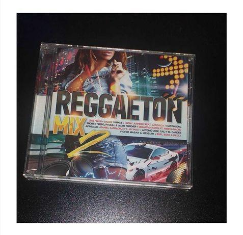 Cd Reggaeton Mix