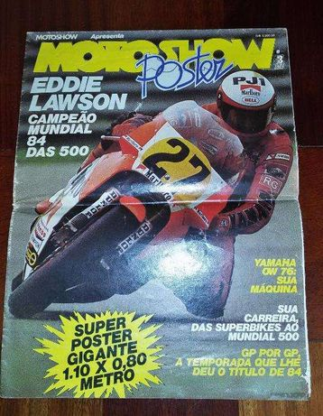 Eddie Lawson 500cc super poster!