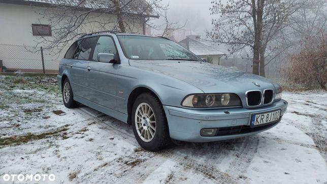 BMW Seria 5 BMW 520i Touring Kraków prywatnie