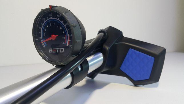 Pompka Beto podłogowa aluminiowa CFL-505AG7 manomentr av dv fv