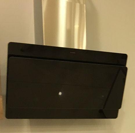 Okap czarny Faber COCKTAIL BK 80