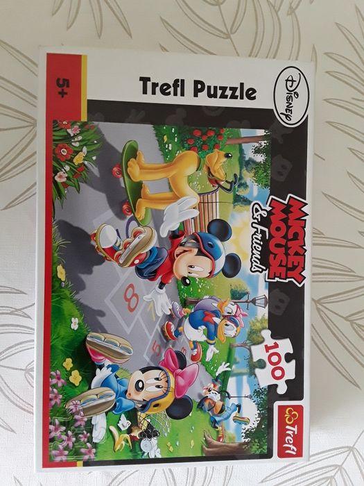 Puzzle trefl Mickey Mouse&Friends Starcza - image 1