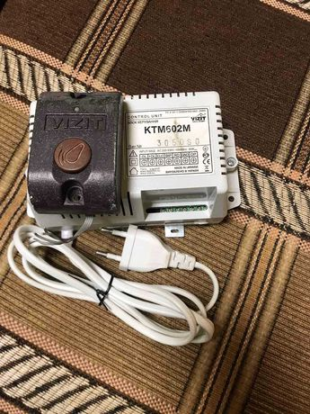 Комплект контроллер + считыватель Vizit KTM-602M б/у