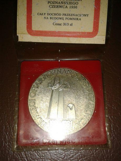 Medal cegielka