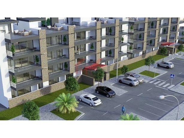 Apartamento T2 novo com garagem – Tavira