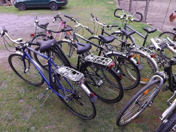 Rowery używane.