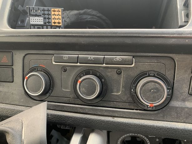 VW T6 panel sterowanie klimatyzacji lift 2015 / 2020
