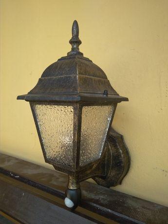 Kinkiet/lampa ogrodowa