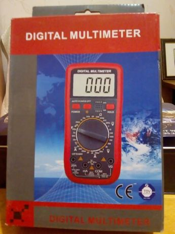 Продам професійний цифровий мультиметр (тестер,авометр) VC 61 Корея