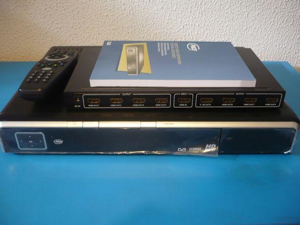 PACE decodificador satelite HD