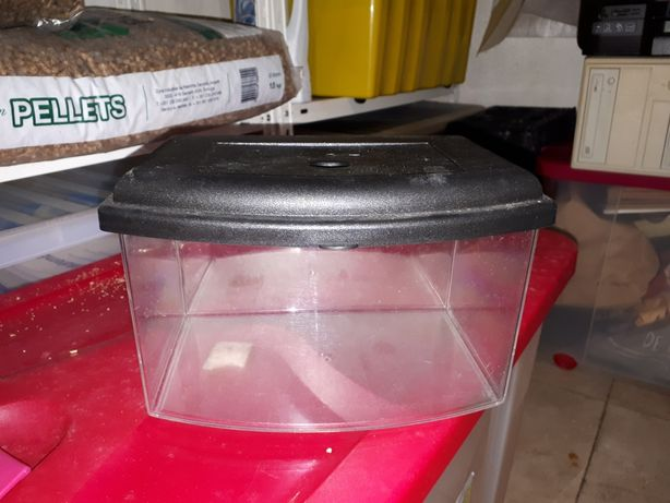 Transportadora peixes/tartarugas