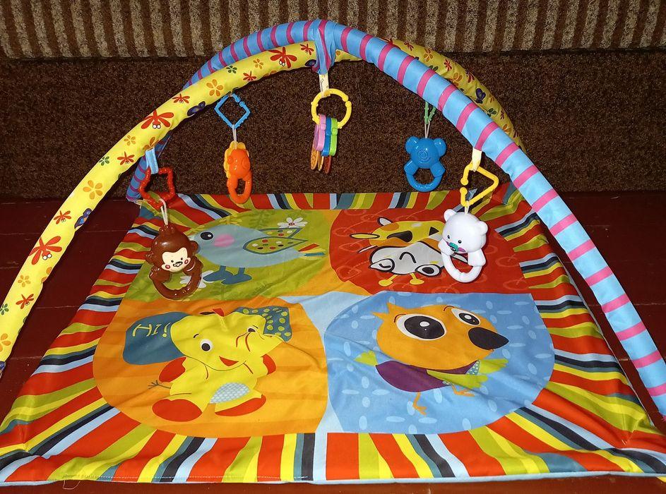 Розвиваючий килим, коврик Диканька - изображение 1