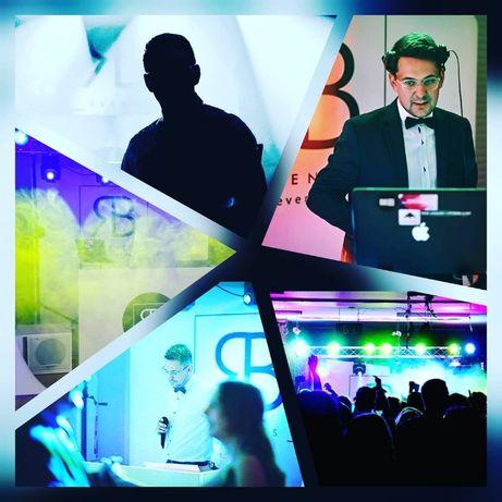 RB Events DJ na wesele urodziny eventy Poznań Toruń Bydgoszcz Gniezno