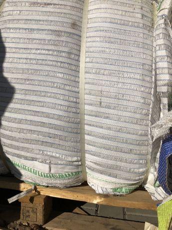 Mocne worki typu BIG BAG 95/95/175 cm raszlowe worki