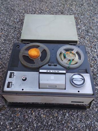 Magnetofon szpulowy UNITRA ZK140