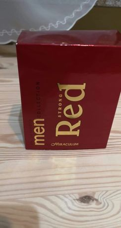 Miraculum Men Collection Strong Red edt woda toaletowa 100ml