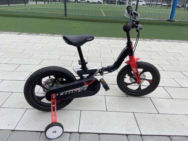 Велосипед детский 14 Trinx черный, красный
