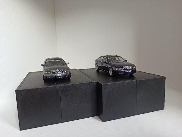Modele BMW seria 7 E65/66 Minichamps 1:43