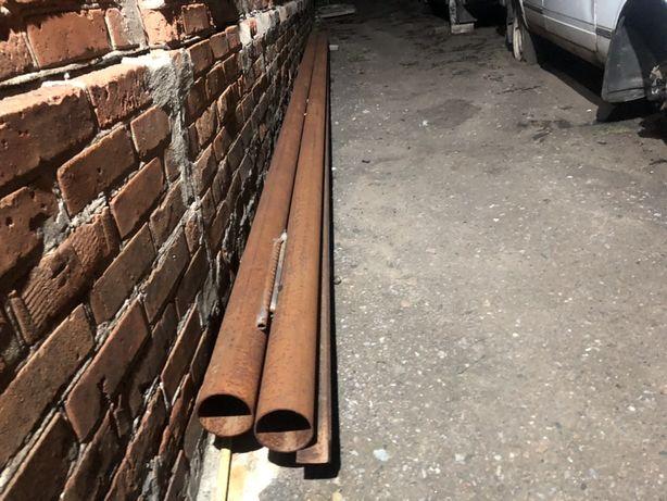 Продам металические трубы