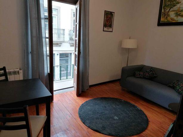 Apartamento T1 - Baixa do Porto - Rua das Flores