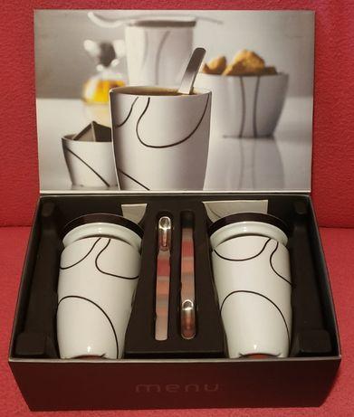 Nowe filiżanki Termiczne do espresso Menu Design Vea