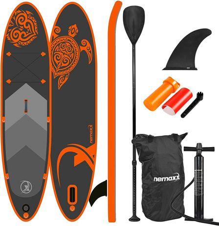 Prancha Paddle SURF - Kit novo Completo - SUP