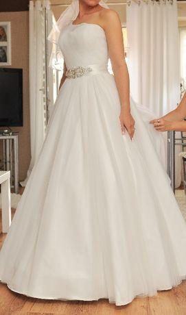 Biała suknia ślubna Princessa
