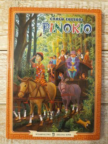 Pinokio. Carlo Collodi