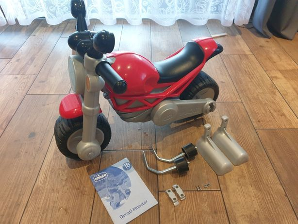 Motorek chicco Ducati
