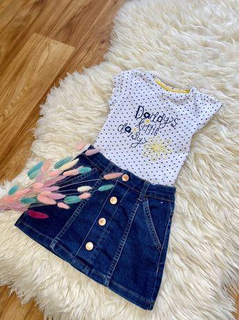 Пакет вещей на девочку 1-2-3-4-5-6 лет шорты лосины костюм футболка