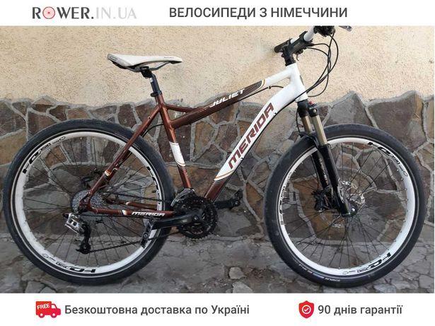 Велосипед бу Merida 26 / На промах / Гідравліка / Повітряна вилка