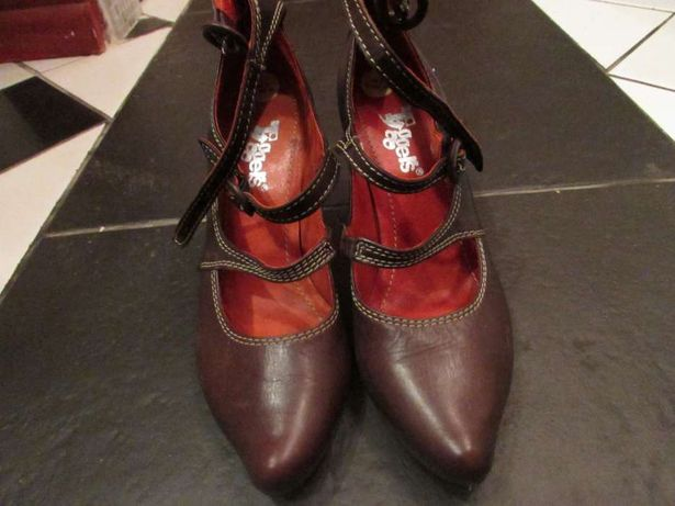 Buty skórzane Nr 38