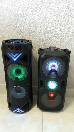 Głośnik bluetooth Duży Karaoke pilot