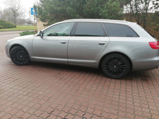 Audi a6c6 lift, zamiana