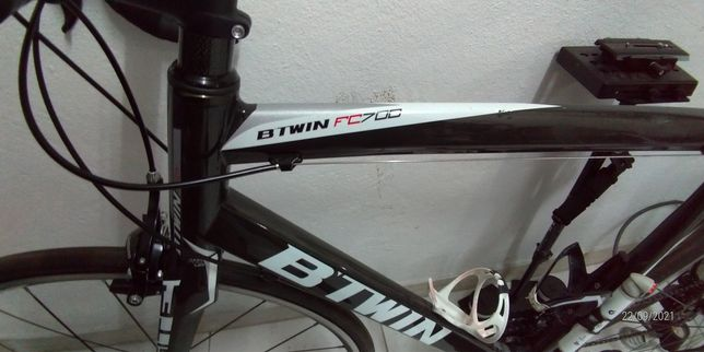 Btwin FC-700 carbono T57