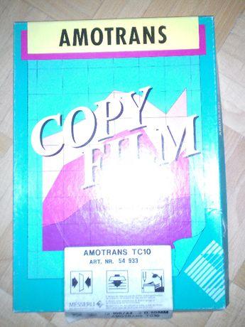 Folia transparentna Amotrans Copy Film A4