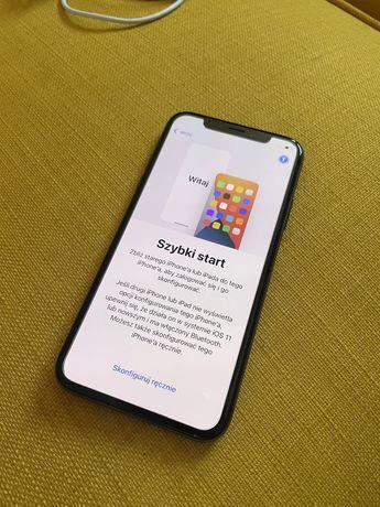 IPHONE X (10) 64GB Stan idealny, bez wad technicznych, bez rys