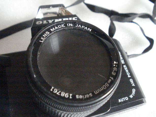 Máquina Fotográfica OLYMPIC ECX-35AF