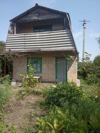 Дачный участок с домиком (6 соток)