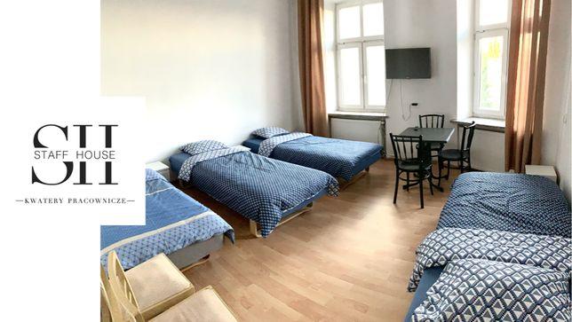 Kwatery   Noclegi   Hostel I Mieszkania Pracownicze Tychy