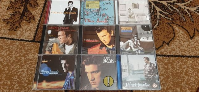Chris Isaak 9 cd