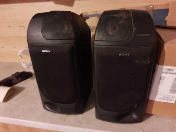 Głośniki kolumny Sony wieża hi-fi Tonsil audio
