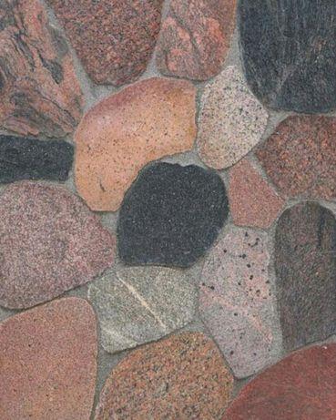 Kamien polny łupany kostka granitowa