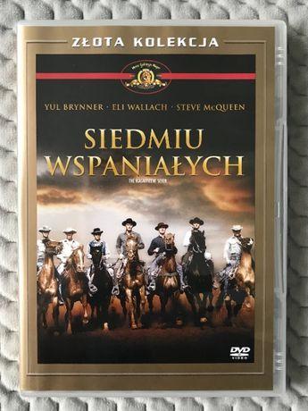 """""""Siedmiu wspaniałych"""" - DVD (polski lektor) - """"Złota Kolekcja"""""""